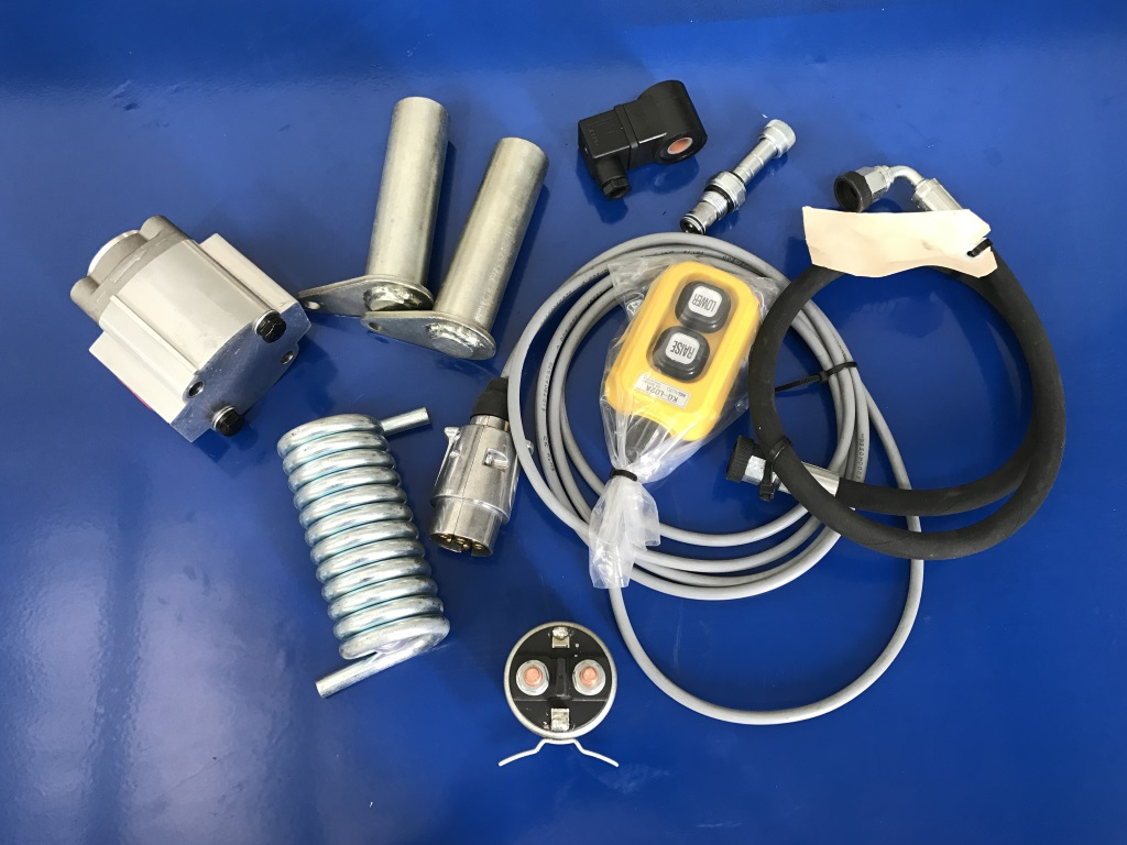 A comprehensive range of spare parts for Tieman Tail Lifts